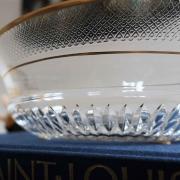 Gravure 5046 lozere saint louis service cristal