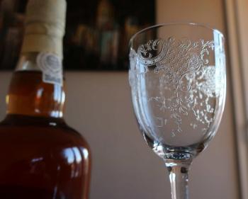 Gravure cristal saint louis 1