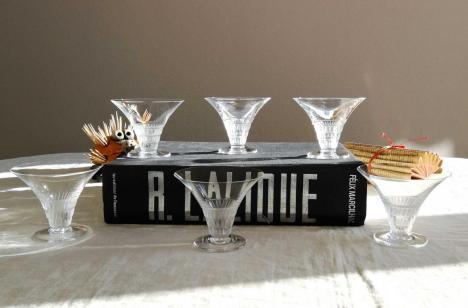 Lalique coupe a champagne