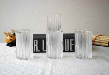 Lalique jaffa verre moule