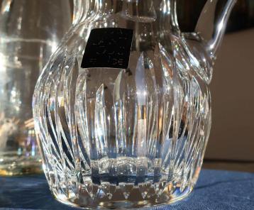 Liane cristal saint louis taille