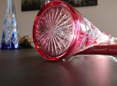 Luxe artisanat baccarat cristal carafe