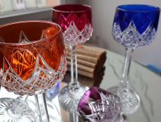 Made in france crystal baccarat glasses