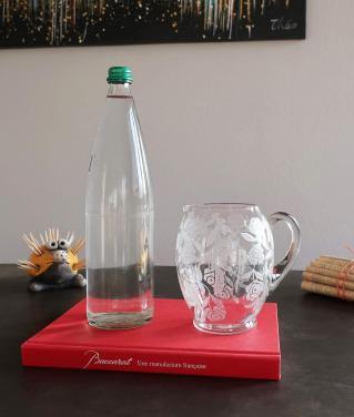 Marque cristal france baccarat