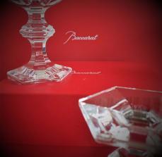 Marque de cristal baccarat
