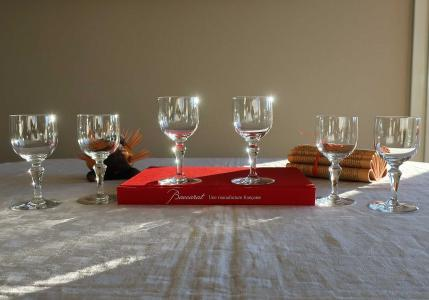 Modele normandie cristal baccarat