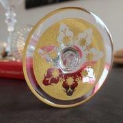 Or gold cristal crystal baccarat prestige