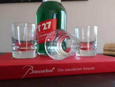 Perfection baccarat france verre cristal