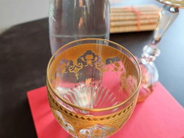 Prestige baccarat tableware