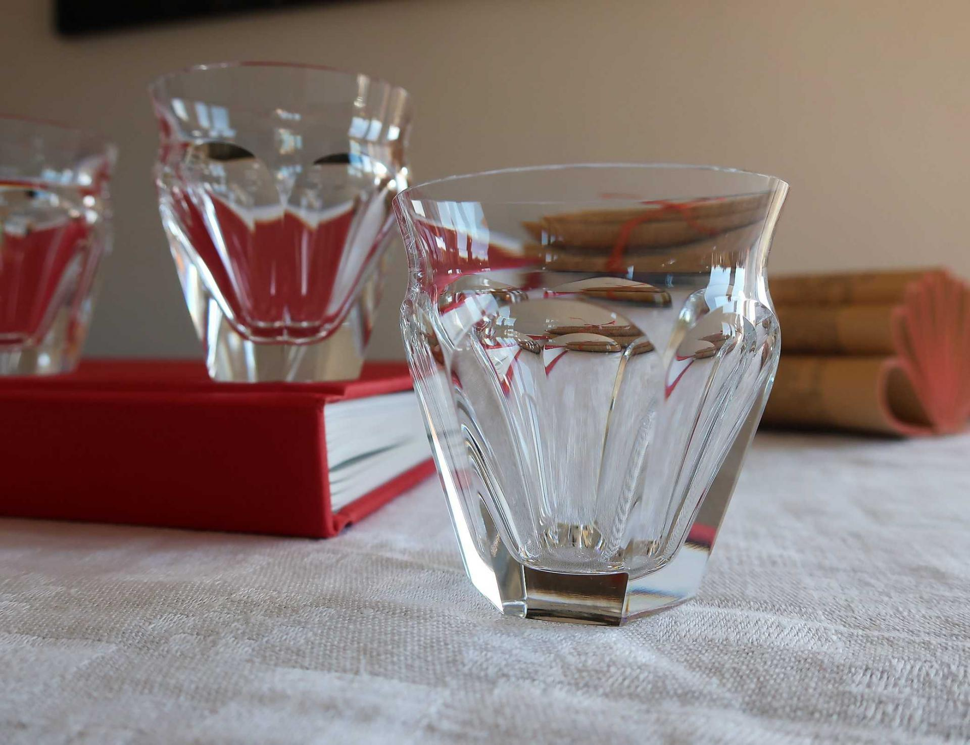 Collection Talleyrand, verre/gobelet à liqueur. Cristal Baccarat
