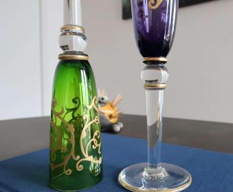 Prix occasion saint louis flutes cristal