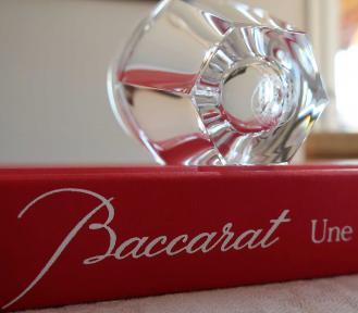 Prix occasion verres baccarat