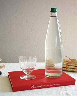 Prix verre occasion baccarat lulli