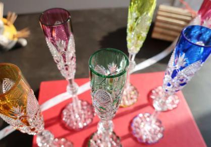 Prix verre tsar baccarat occasion