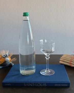 Prix verres cristal ancien saint louis