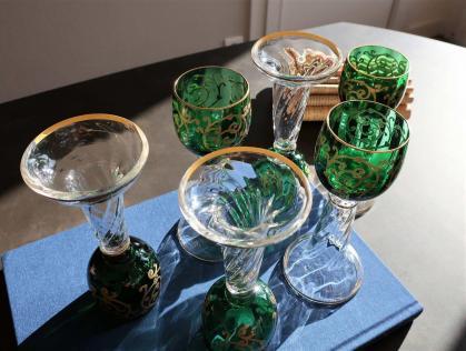 Prix verres saint louis roemer couleur