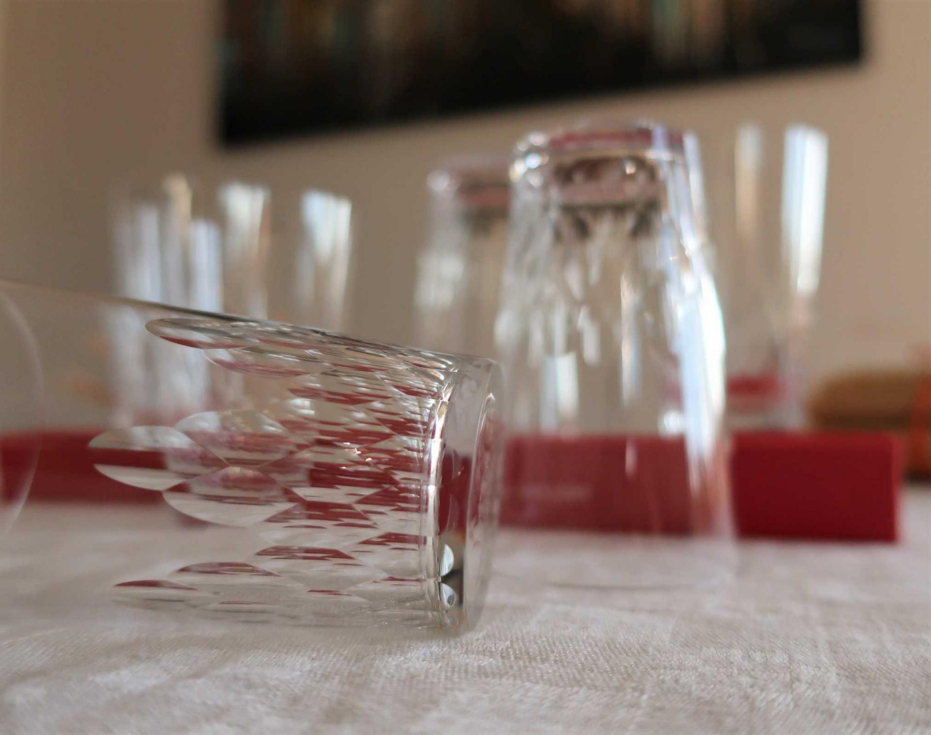 Richelieu/Champigny cristal Baccarat