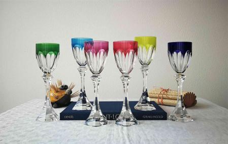 Roemer chambord cristal saint louis