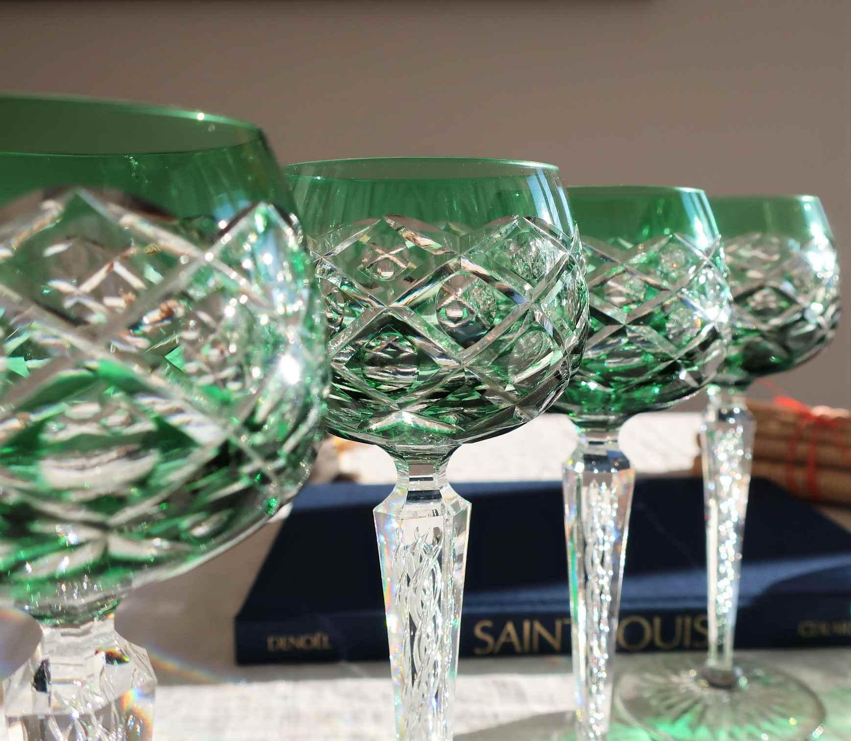 Roemer cristal Saint Louis.