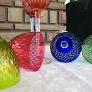 Roemers baccarat couleurs cristal verres