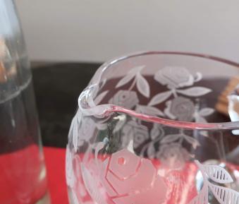 Roses fontenay broc eau cristal