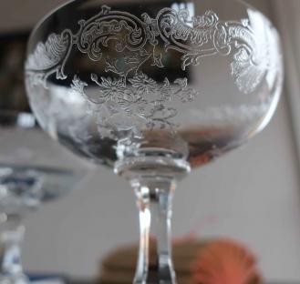 Saint louis cleo cristal