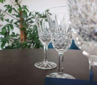 Saint louis crystal tarn pattern tableware