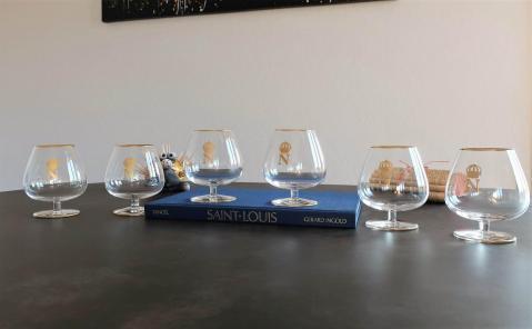 Segonzac cristal saint louis verres deguster