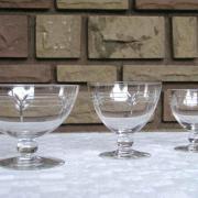 service verre cap ferrat cristal baccarat