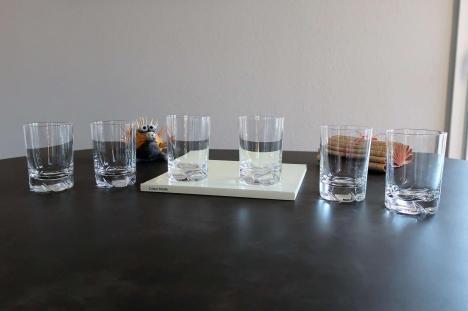 Service verres blanzey daum cristal