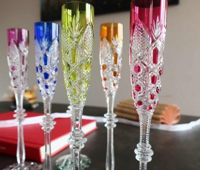 Tsar baccarat cristal verres prix