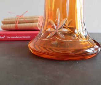 Vase ancien cristal baccarat