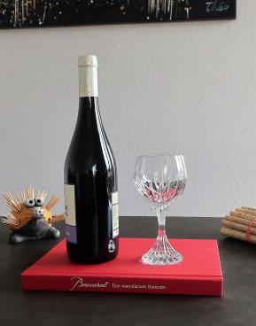 Verre a vin baccarat 2