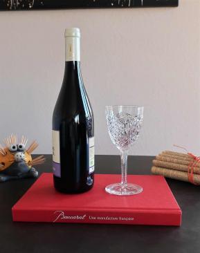 Verre baccarat lagny cristal vin