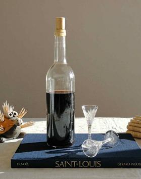 Verre nelly liqueur saint louis ancien