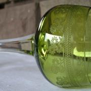 Verre rhin pompadour baccarat cristal
