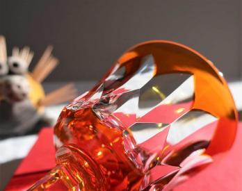 Verre vin du rhin cristal