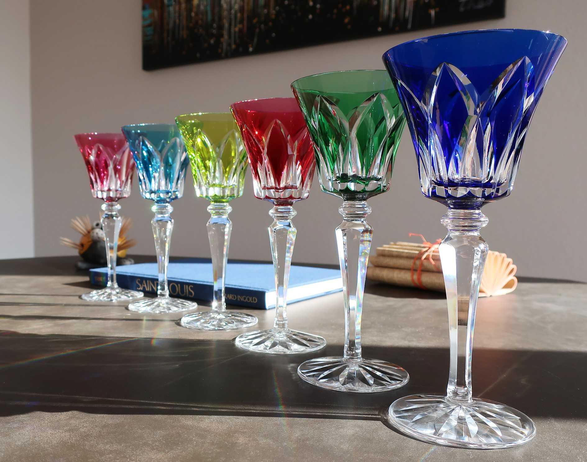 Camargue, cristal Saint Louis