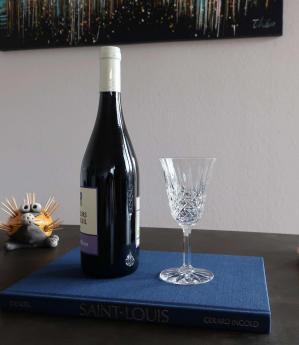 Verre vin saint louis cristallerie prix