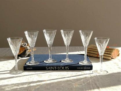 Verres a vin saint louis