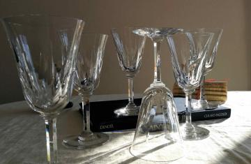 Verres cristal saint louis occasion