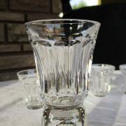 Verres porto cristal de saint louis